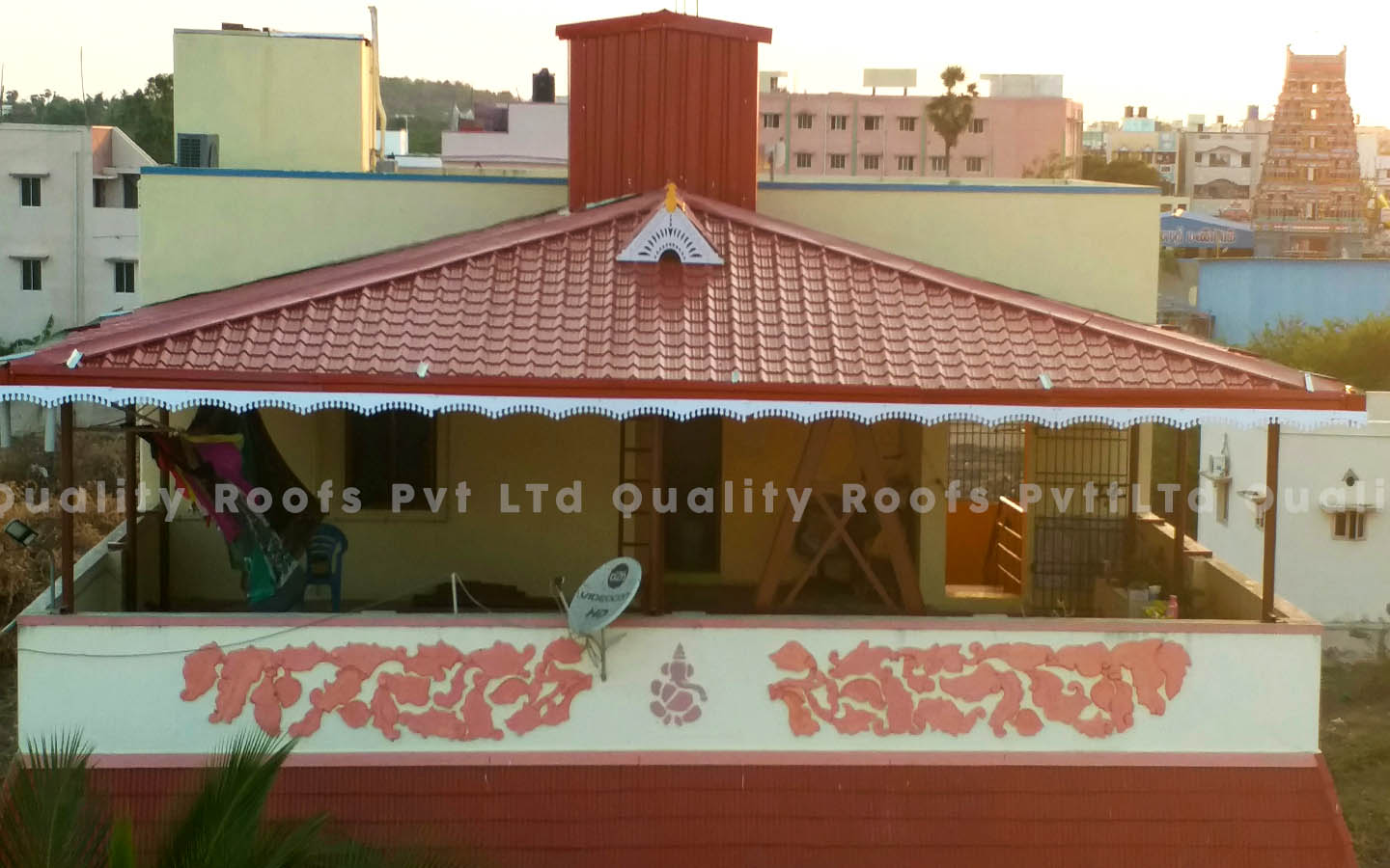 Roofing Contractors In Chennai Industrial Roofing